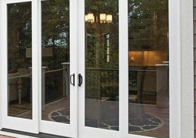 doors gliding exterior doors